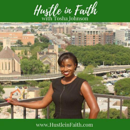 Cover art for podcast Hustle in Faith