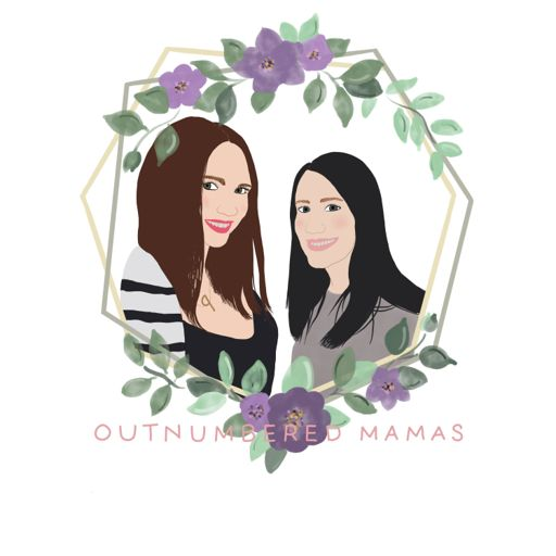 Cover art for podcast Outnumbered Mamas