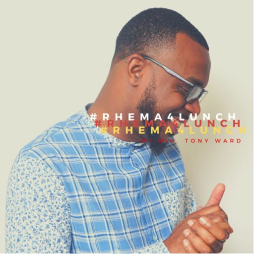 Cover art for podcast #Rhema4Lunch