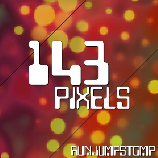 Cover art for podcast 143 Pixels