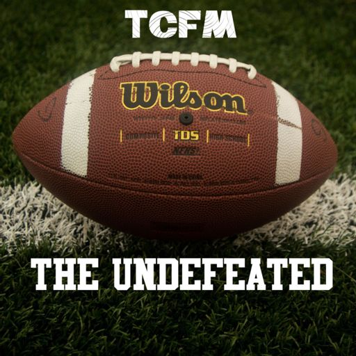 Cover art for podcast TCFM's The Undefeated