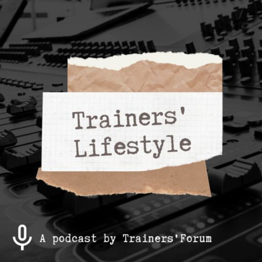 Cover art for podcast Trainers' Lifestyle With Oskar Woehr