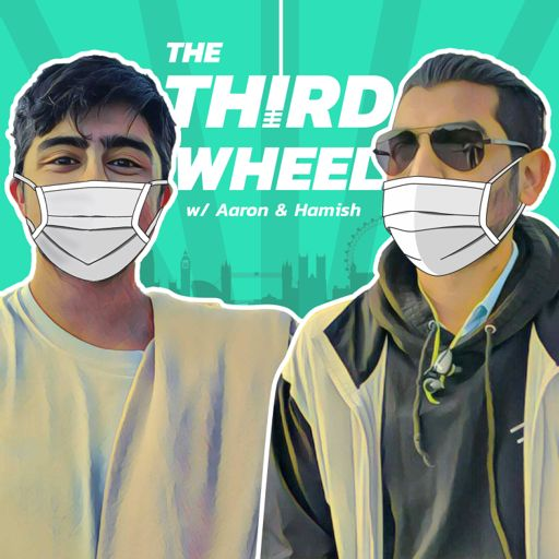 Cover art for podcast The Third Wheel