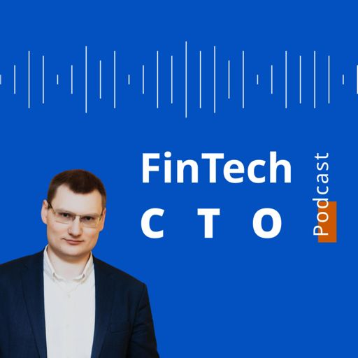 Cover art for podcast FinTech CTO Podcast