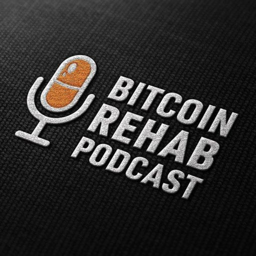 Cover art for podcast Bitcoin Rehab