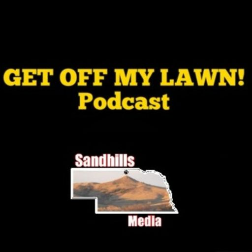 Cover art for podcast GET OFF MY LAWN! Podcast
