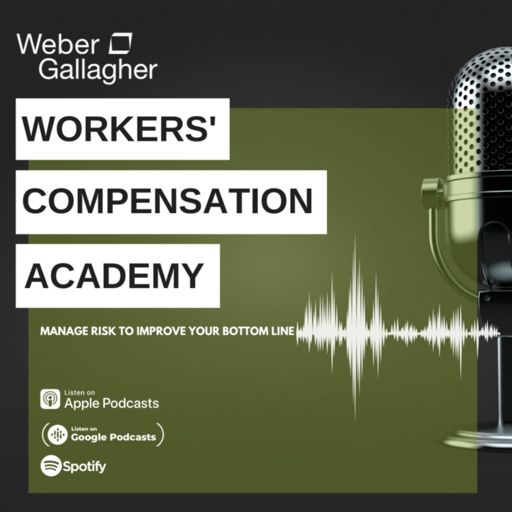 Cover art for podcast Workers' Compensation Academy