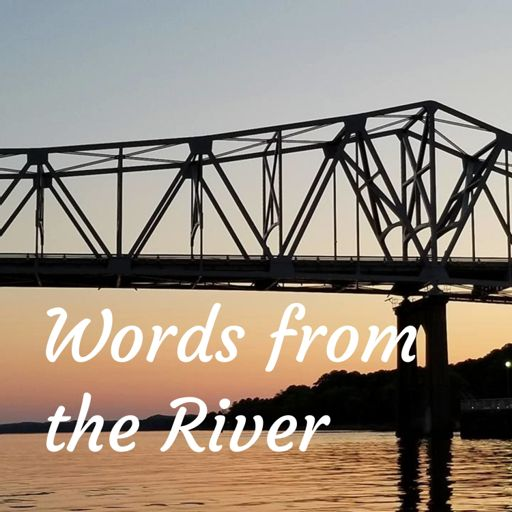 Cover art for podcast Words from the River