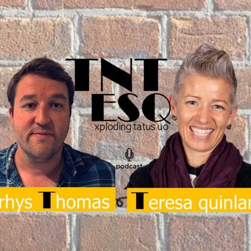 Cover art for podcast TNT ESQ