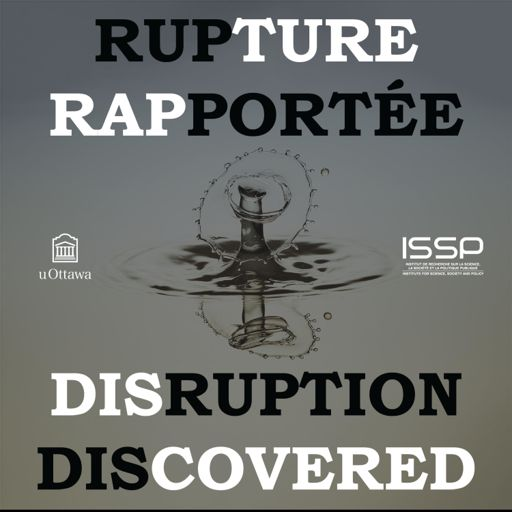 Cover art for podcast Disruption Discovered