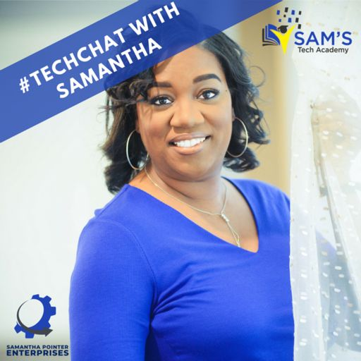 Cover art for podcast #TechChat with Samantha