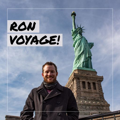 Cover art for podcast Ron Voyage! - Everyday Journeys with Ron