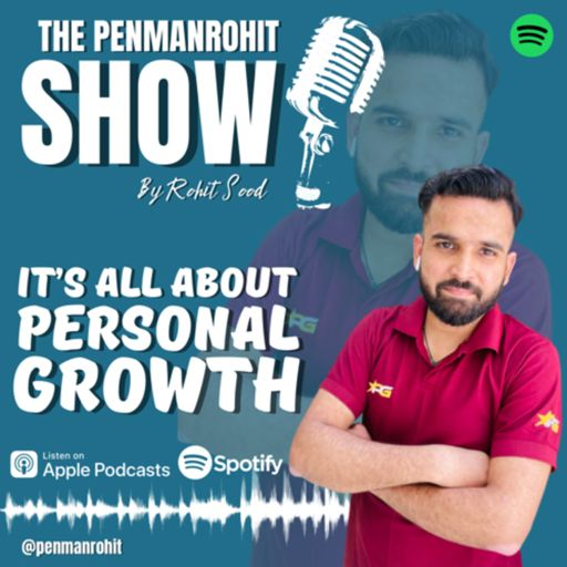 Cover art for podcast The Penmanrohit Show
