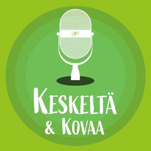 Cover art for podcast Keskeltä & kovaa