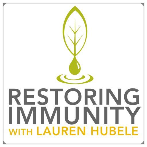 Cover art for podcast Restoring Immunity