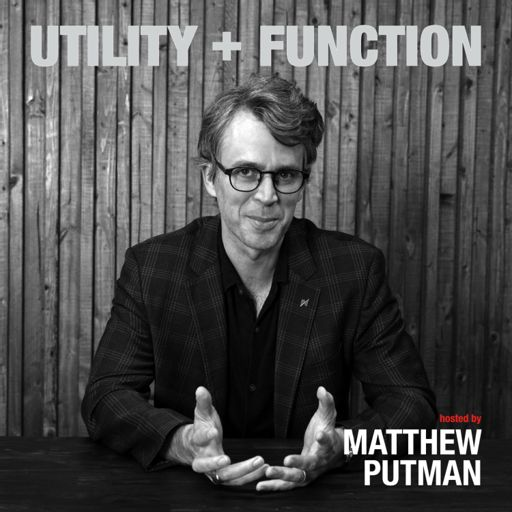 Cover art for podcast Utility + Function