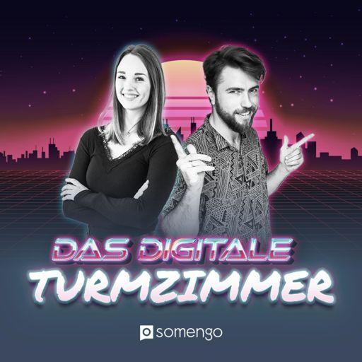 Cover art for podcast Das Digitale Turmzimmer