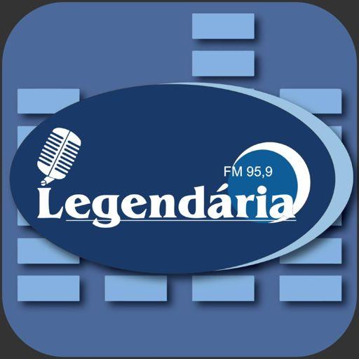 Cover art for podcast Legendária FM