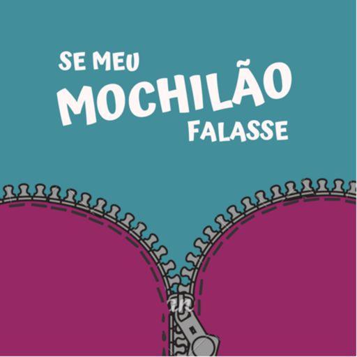 Cover art for podcast Se Meu Mochilão Falasse