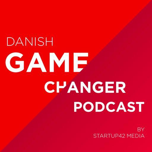 Cover art for podcast Danish Gamechanger