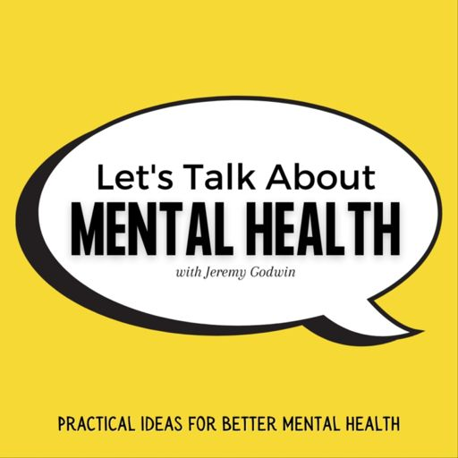 Cover art for podcast Let's Talk About Mental Health
