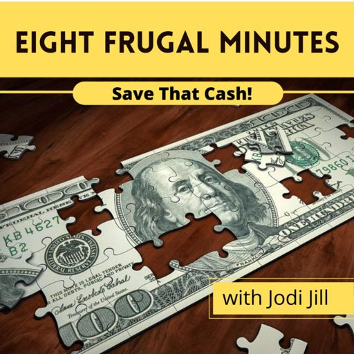 Cover art for podcast Eight Frugal Minutes