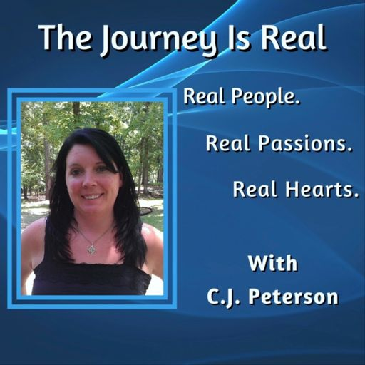 Cover art for podcast The Journey Is Real
