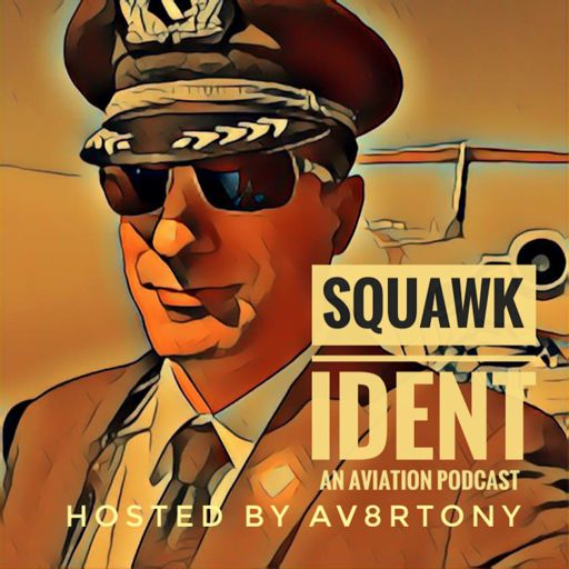 Cover art for podcast Squawk Ident - An Aviation Podcast
