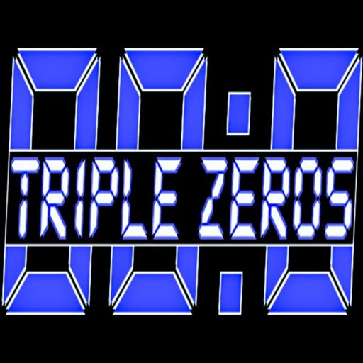 Cover art for podcast Triple Zeros