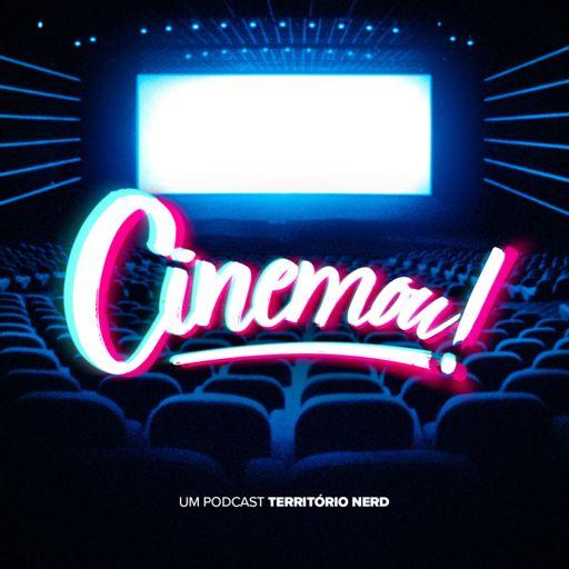 Cover art for podcast Cinemou! - Podcast de cinema
