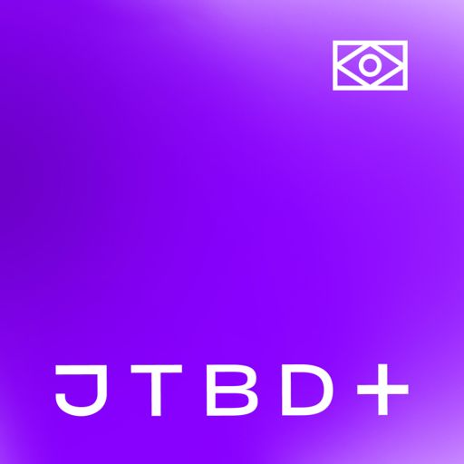 Cover art for podcast JTBD+ | Jobs to be done, Produto e UX