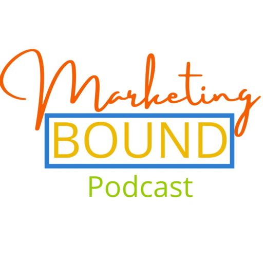 Cover art for podcast Marketing Bound Podcast