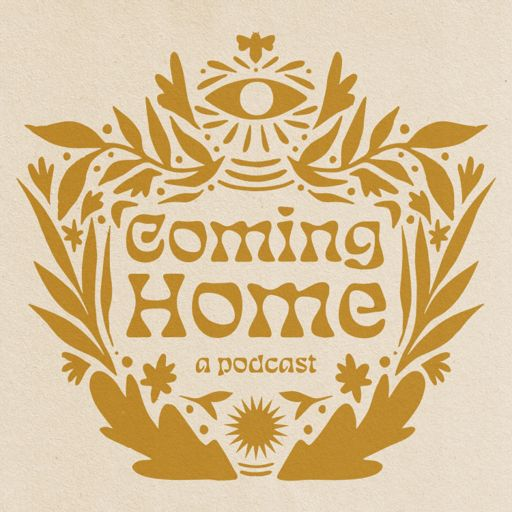 Cover art for podcast Coming Home Podcast by Alyssa Donato