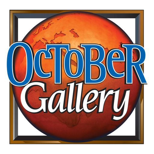 Cover art for podcast October Gallery
