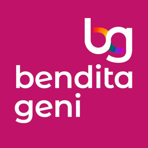 Cover art for podcast Bendita Geni - Jornalismo LGBT
