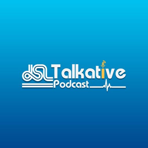 Cover art for podcast JSL Talkative Podcast