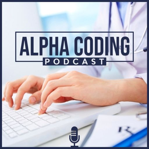 Cover art for podcast Alpha Coding Podcast