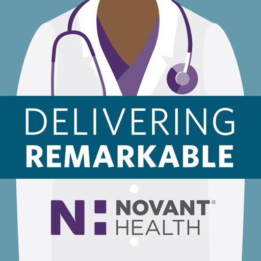 Cover art for podcast Novant Health Delivering Remarkable
