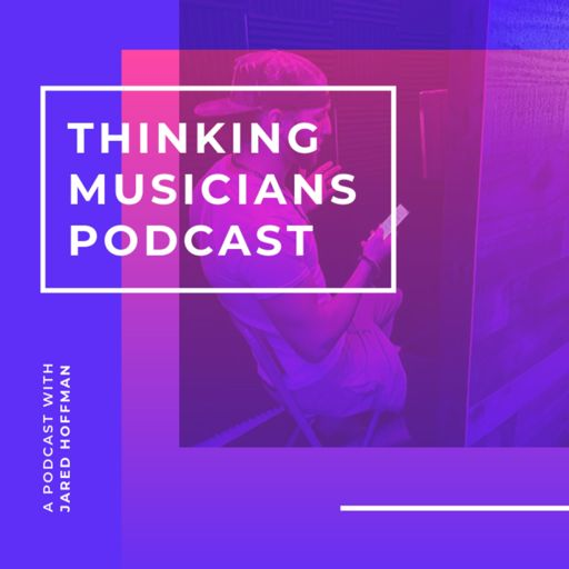 Cover art for podcast Thinking Musicians Podcast
