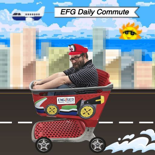 Cover art for podcast The EFG Daily Commute