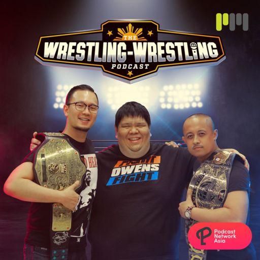 Cover art for podcast The Wrestling-Wrestling Podcast