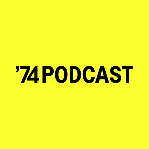 Cover art for podcast '74PODCAST