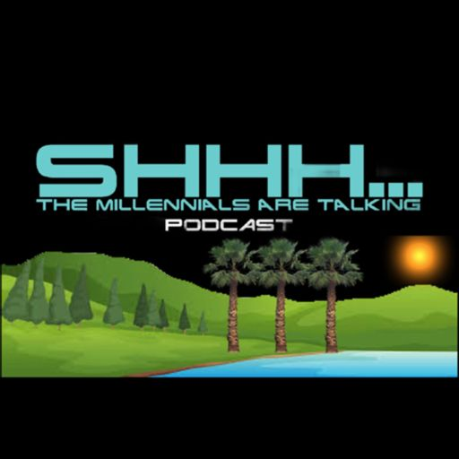 Cover art for podcast Shhh...The Millennials Are Talking