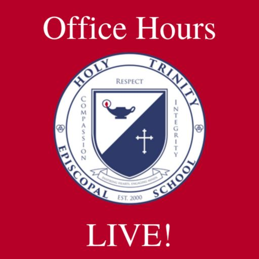 Cover art for podcast Office Hours LIVE! with Dr. Roddy