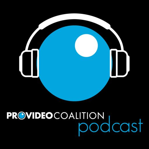 Cover art for podcast ProVideo Coalition Podcast