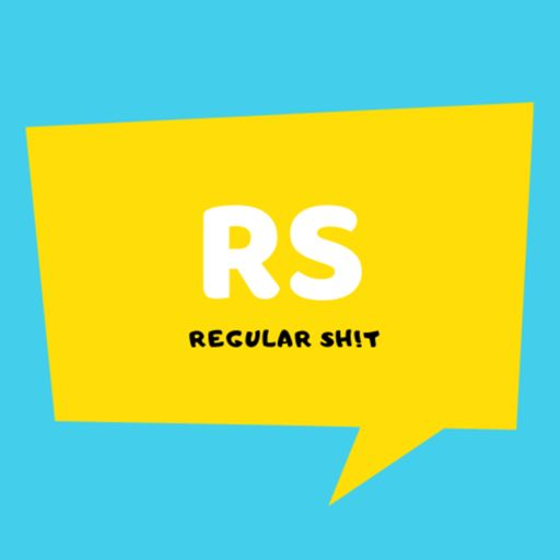 Cover art for podcast Regular Sh!t