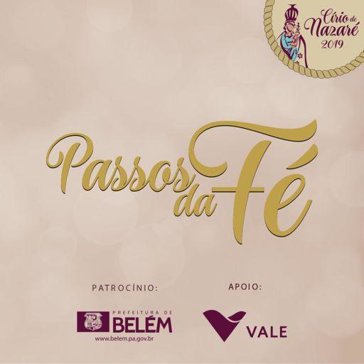 Cover art for podcast Passos da Fé
