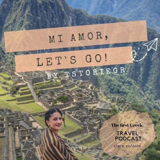 Cover art for podcast Mi Amor, Let's Go!