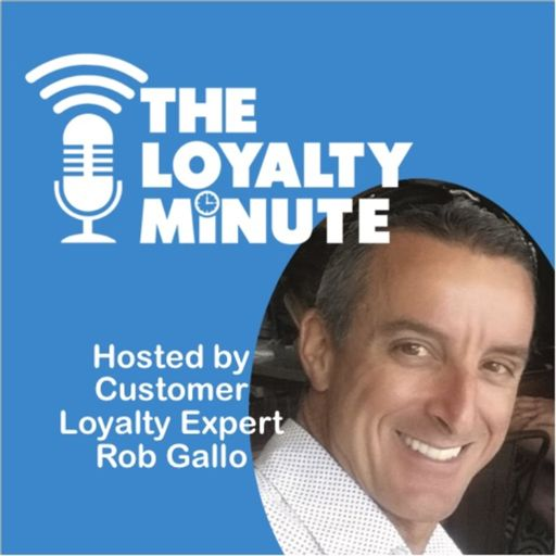 Cover art for podcast The Loyalty Minute
