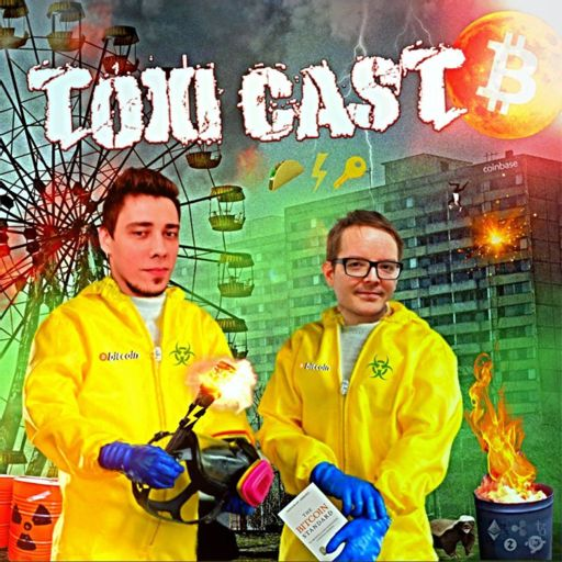 Cover art for podcast Toxicast